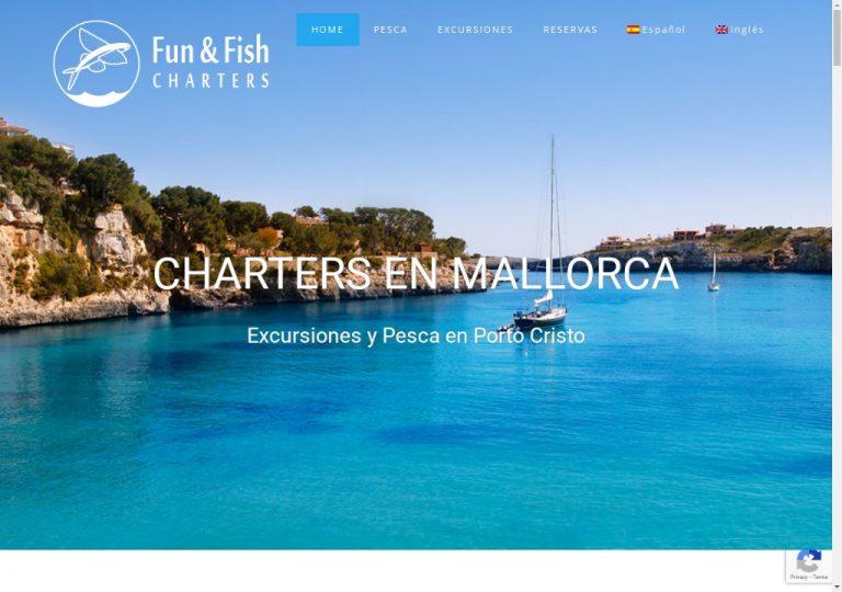 Excursiones en Barco por Mallorca y Charter de Pesca