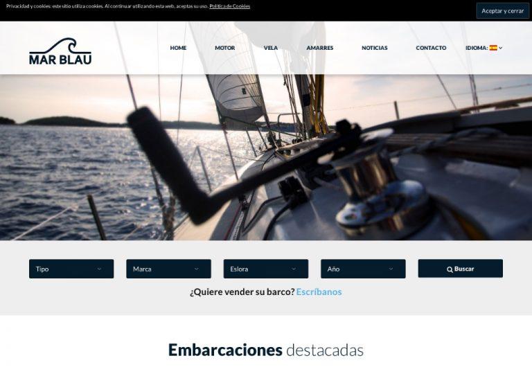 Mar Blau Brokerage, Alquiler de barcos en Mallorca