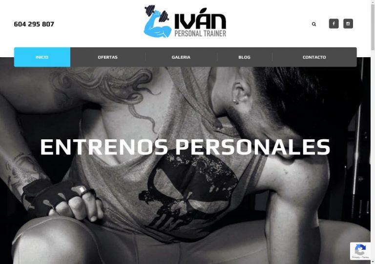 Entrenador personal - Iván Personal Trainer Palma de Mallorca