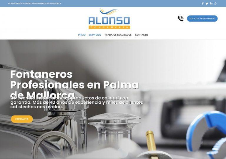 Fontanería Alonso, reformas y reparaciones en Mallorca