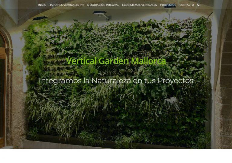 Jardines Verticales en Mallorca – Integramos la naturaleza en tus proyectos.