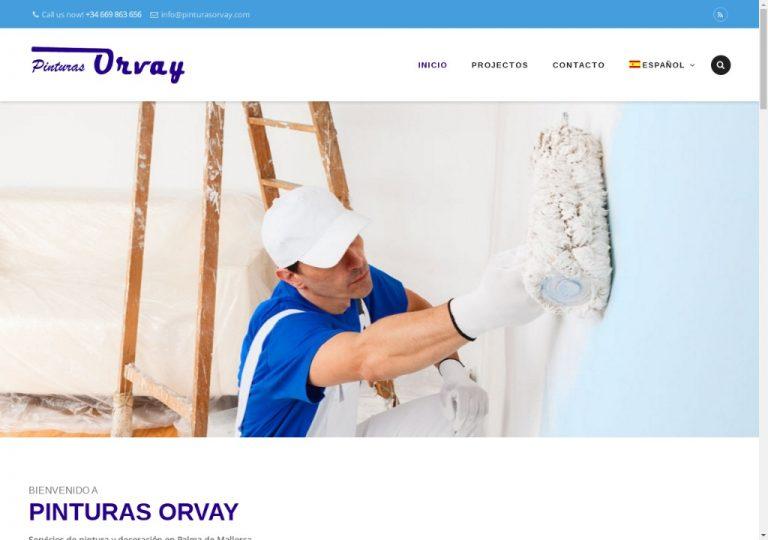 Pinturas Orvay – Pintores en Palma de Mallorca