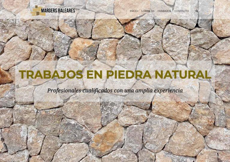 Trabajos con piedra natural - Margers Baleares