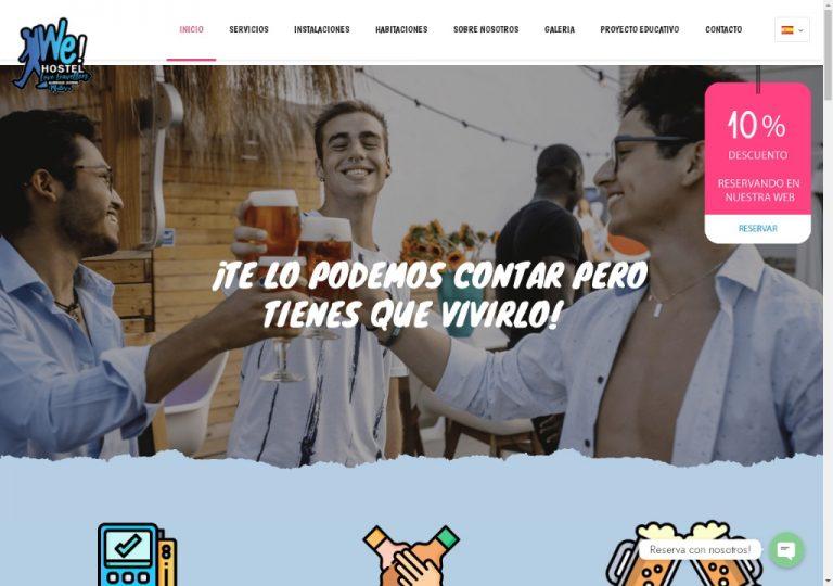 We Hostel – Mallorca Hostel