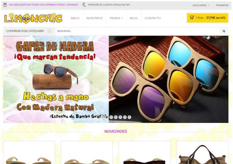limonchic, tu tienda de complementos y accesorios