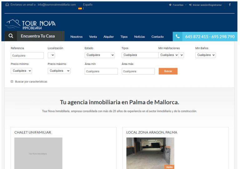 Tournova Inmobiliaria, tu agencia inmobiliaria de Mallorca